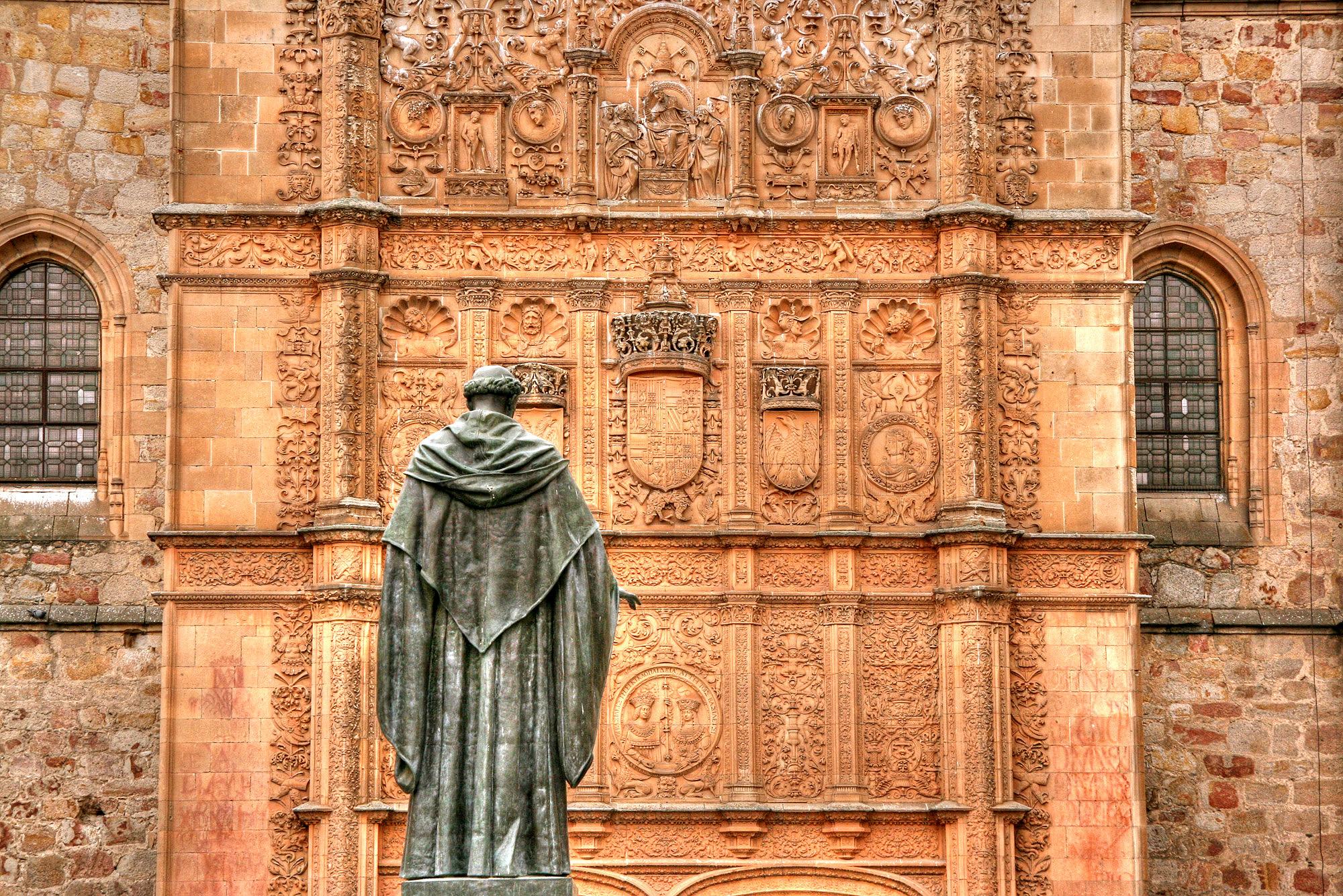 Universidad de Salamanca. La universidad por antonomasia.