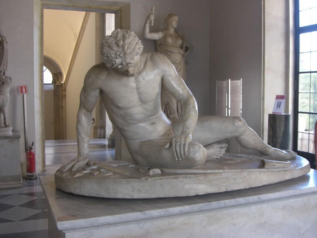Gálata Moribundo - Museo Capitolino
