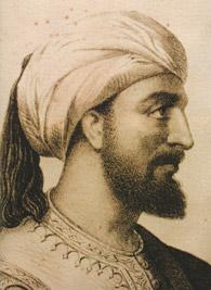 Abderramán III. Califa, rubio y catador de vinos.