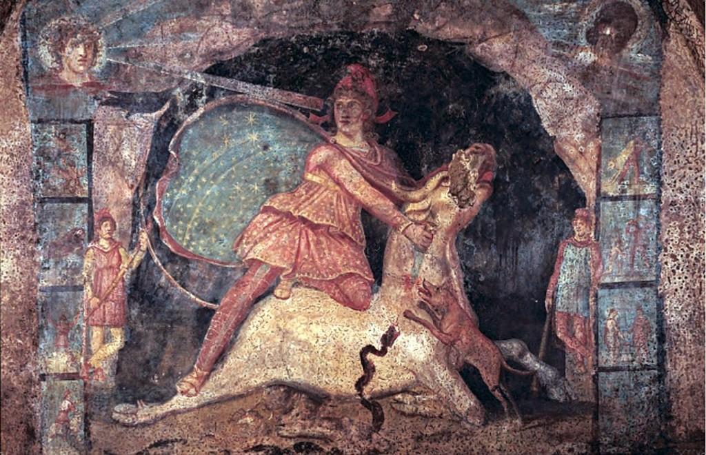 Mitreo, el dios de los persas