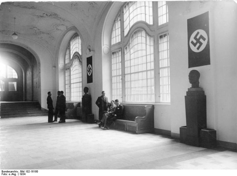 Berlin, Geheimes Staatspolizeiamt