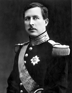 Alberto I, el valor de Bélgica