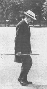 El Príncipe Lichnowsky, más de bailoteo que de política