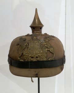 El pickelhaube | Wikimedia Commons