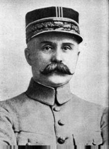 Philippe Pétain con su mostacho francés | Fuente