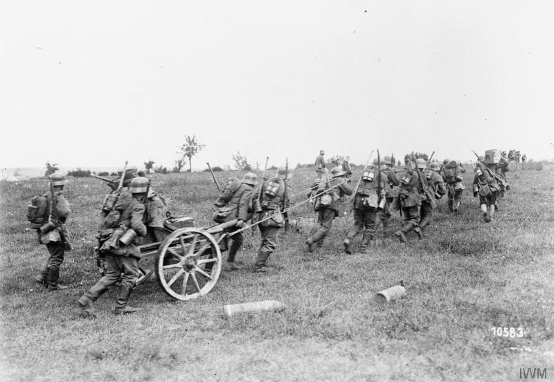 Las tropas especiales de asalto alemanas | Fuente