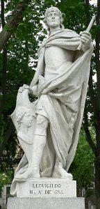 Estatua de Leovigildo en la Plaza de Oriente | Fuente: https://commons.wikimedia.org/wiki/File:Leovigildo_rey_visigodo.jpg
