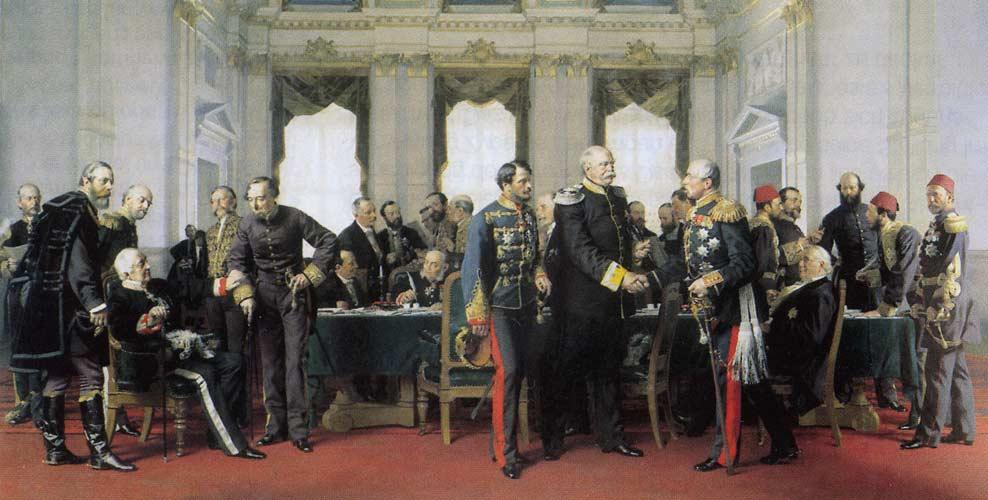 Congreso de Berlín