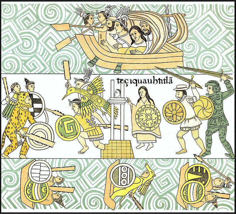 toma tenochtitlan