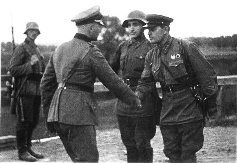 Pacto Nazi-Soviético, Polonia