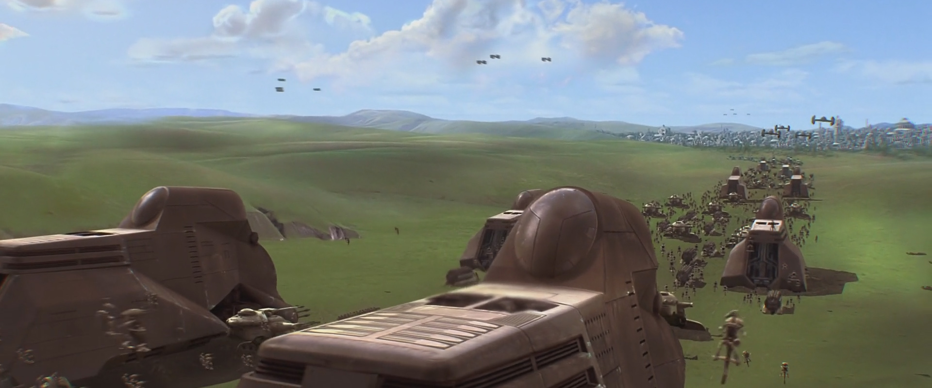 theed invasion