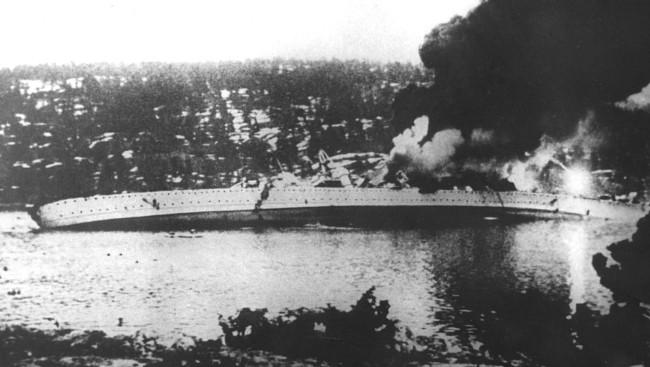 Blücher crucero