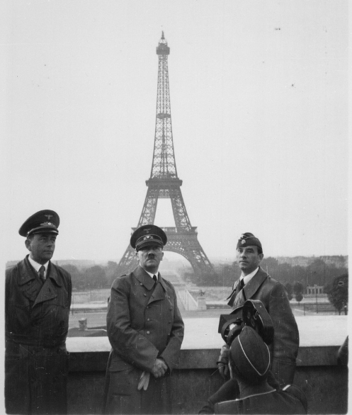 Hitler Paris