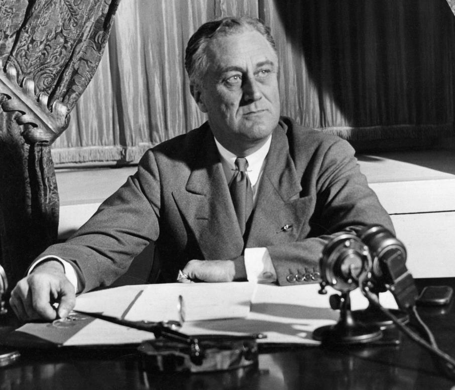 Roosevelt charla