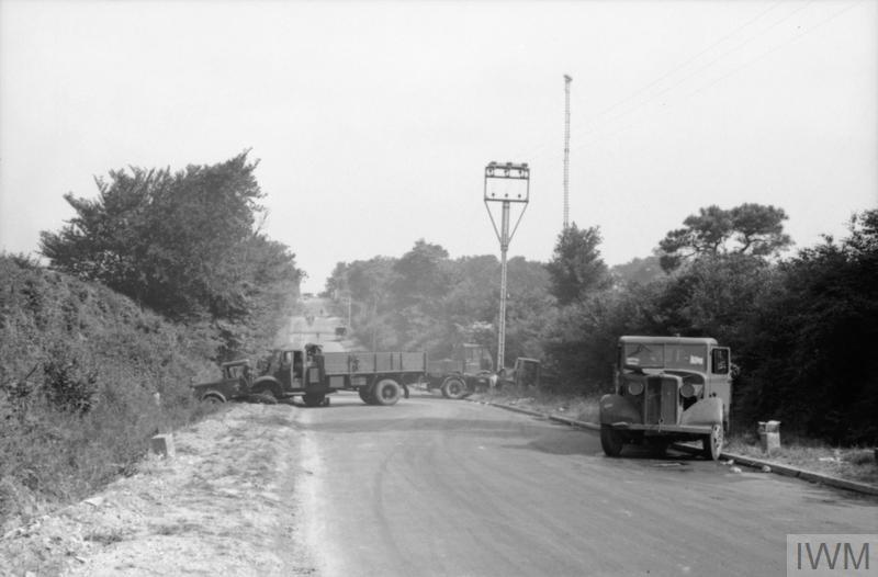 camiones britanicos cherburgo