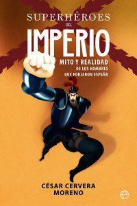 portada superheroes del imperio