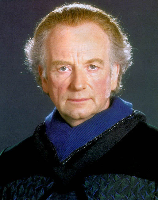 Star Wars Sheev Palpatine