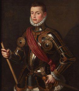 sitio de amberes Juan de austria