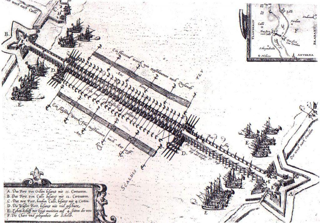 sitio de amberes puente