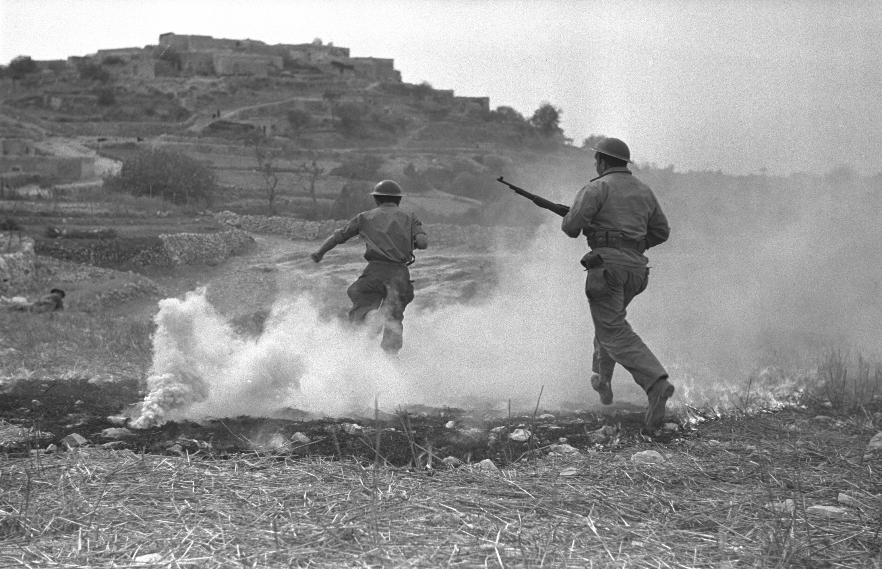 Soldados israelies Sassa